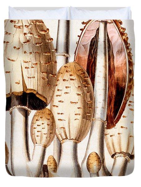 Fungi Duvet Cover