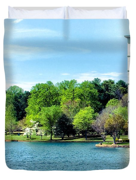 Furman Lake Duvet Cover
