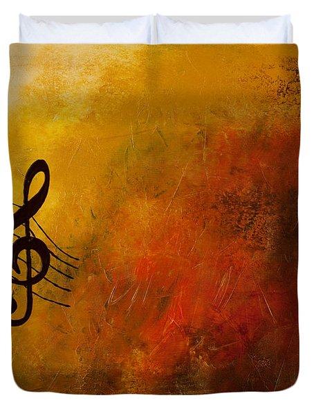 G Symphony Duvet Cover
