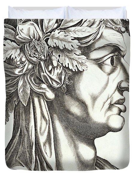 Galba Caesar  Duvet Cover
