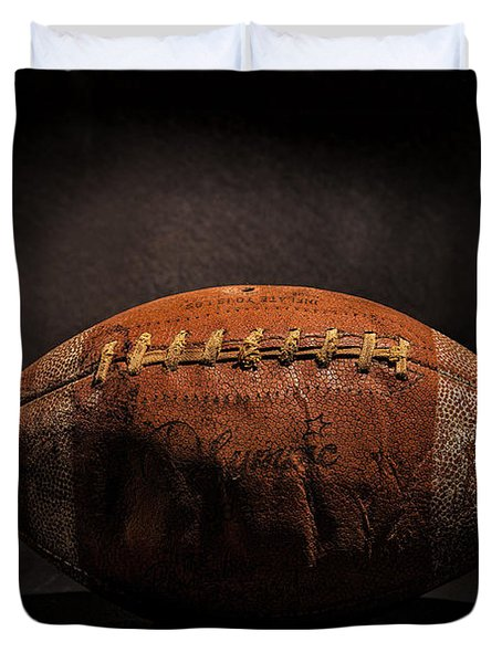 Game Ball Duvet Cover