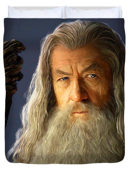 Gandalf Duvet Cover