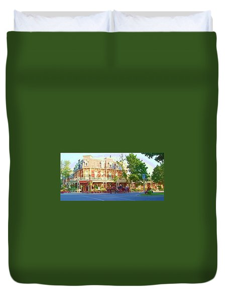 Garden City Duvet Cover