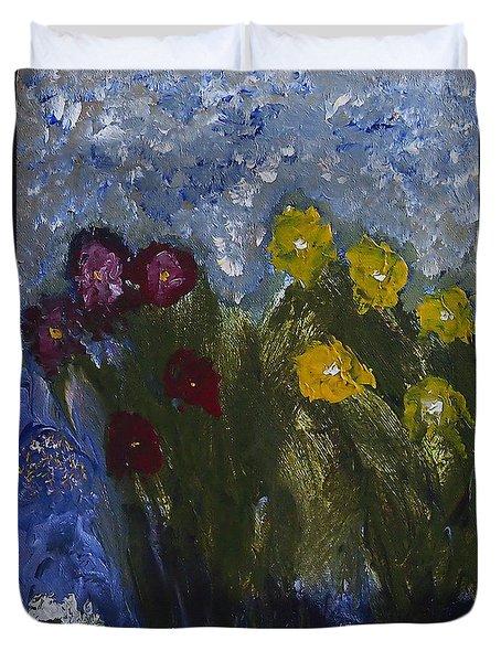 Garden Duvet Cover