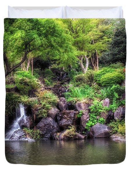 Garden Green Duvet Cover