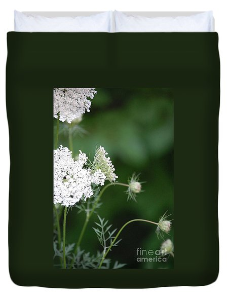 Garden Lace Group By Jammer Duvet Cover