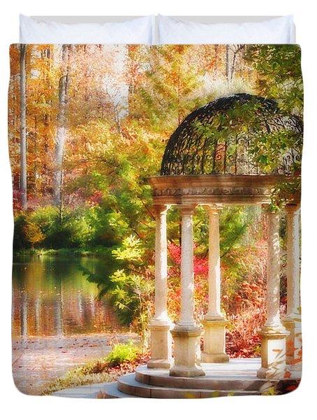 Garden Of Beauty Duvet Cover