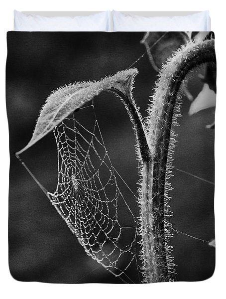 Garden Web Duvet Cover