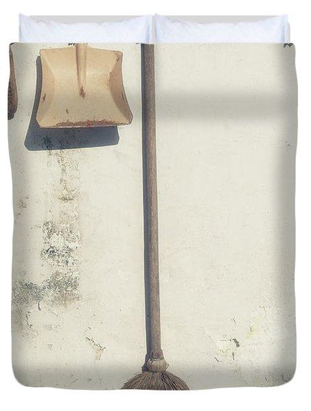 Gardening Duvet Cover by Joana Kruse