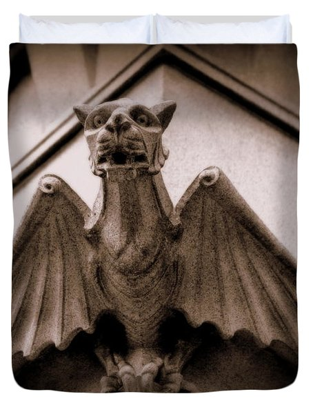 Gargoyle Duvet Cover