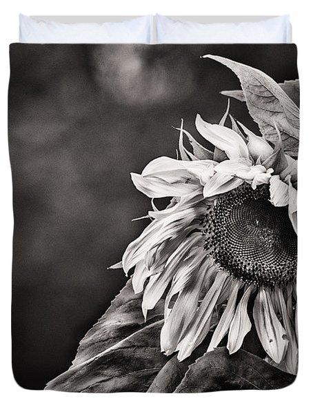 Gathering Sun Duvet Cover