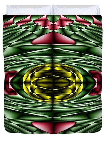 Gemstone Duvet Cover by Cbhristopher Gaston