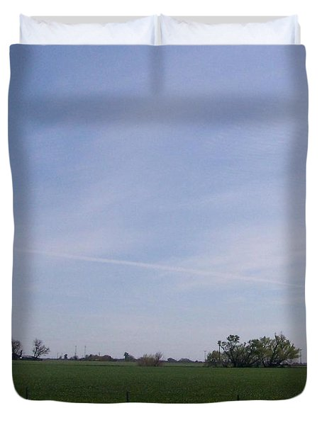 Duvet Cover featuring the photograph Generations by Bobbee Rickard