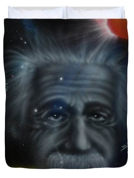 Genius Duvet Cover