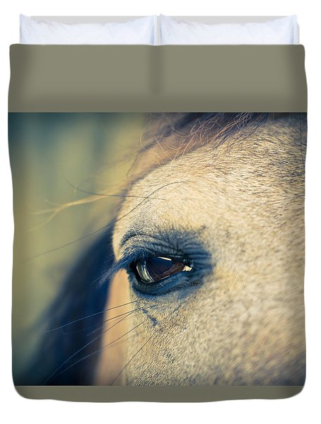 Gentle Eye Duvet Cover