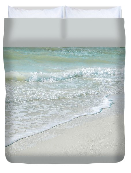 Gentle Waves Duvet Cover