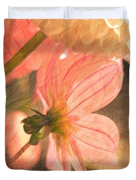 Gentleness Duvet Cover