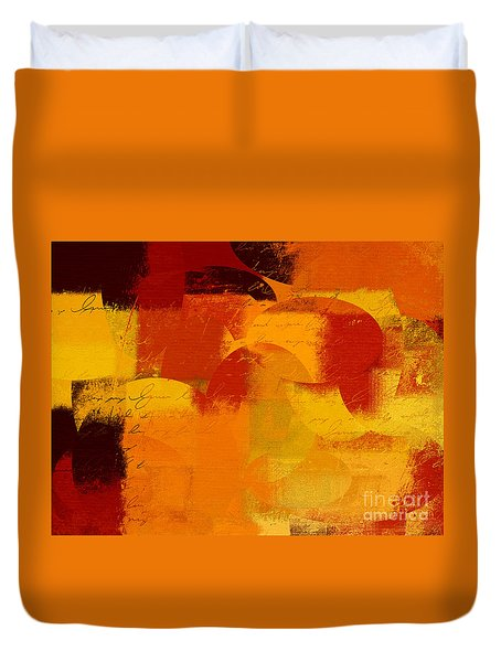 Geomix 05 - 01at01b Duvet Cover