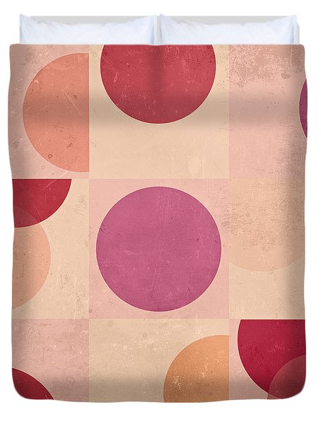 Geomix - C07atdb Duvet Cover by Variance Collections