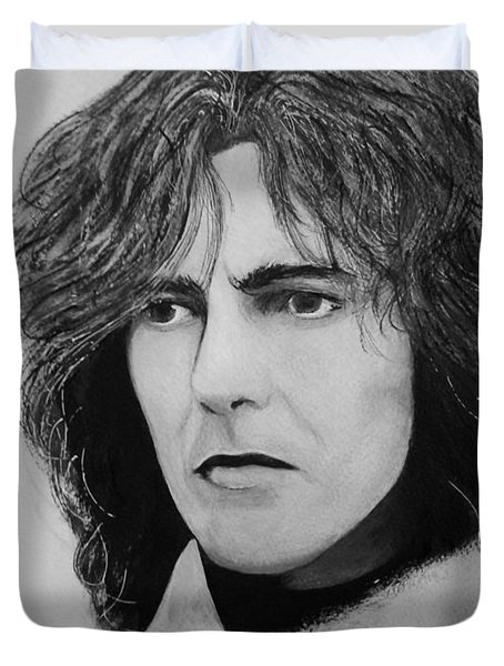 George Harrison Duvet Cover
