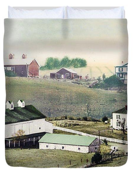 Georges Farm Duvet Cover