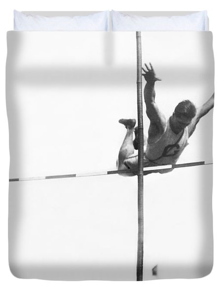 Georgetown Decathlon Star Duvet Cover by Underwood Archives