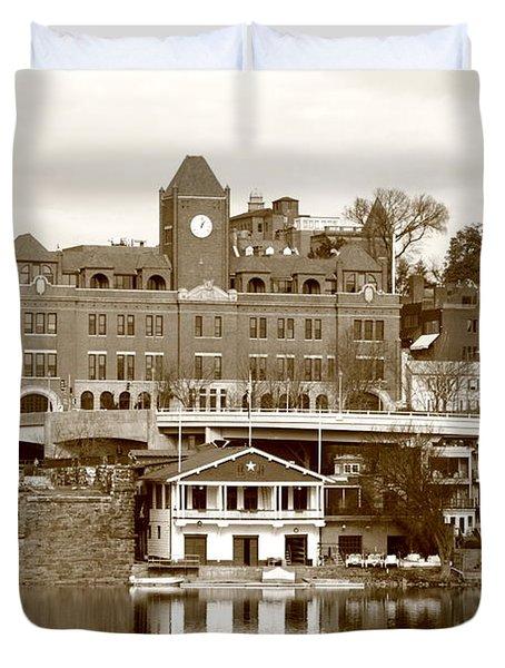 Georgetown Duvet Cover