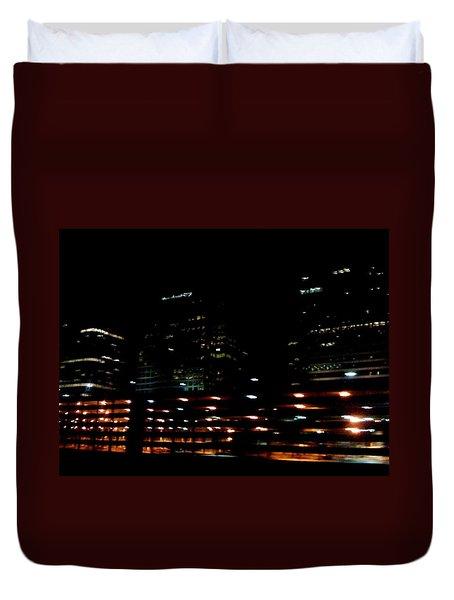 Georgia Lights Duvet Cover