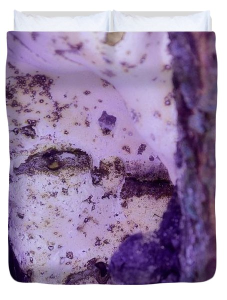 Ghost In The Tree Duvet Cover
