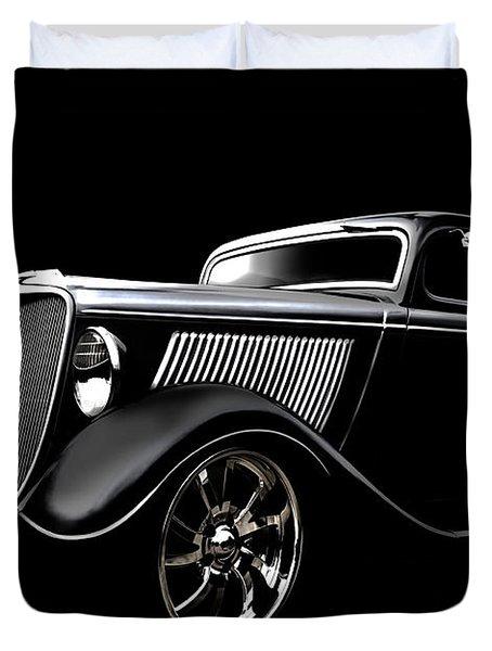 Ghost Of '33 Duvet Cover