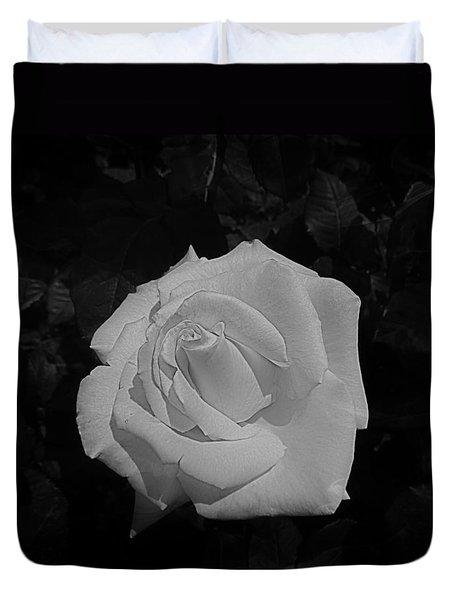 Ghost Rose Duvet Cover