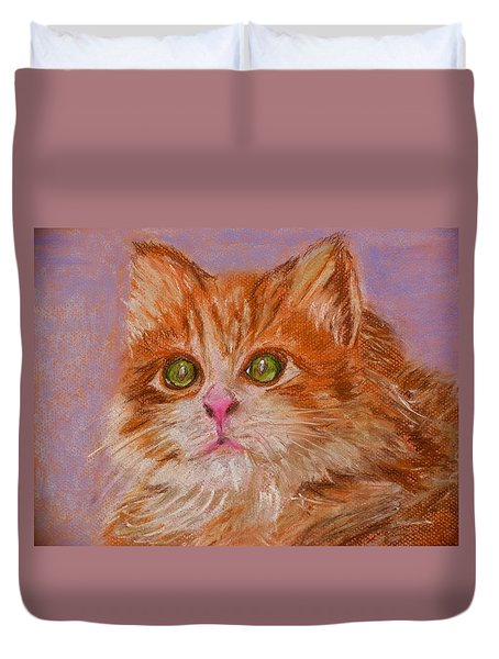 Ginger Duvet Cover