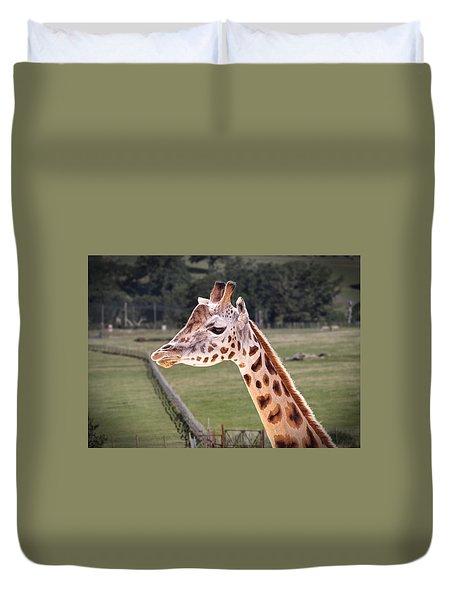 Giraffe 02 Duvet Cover
