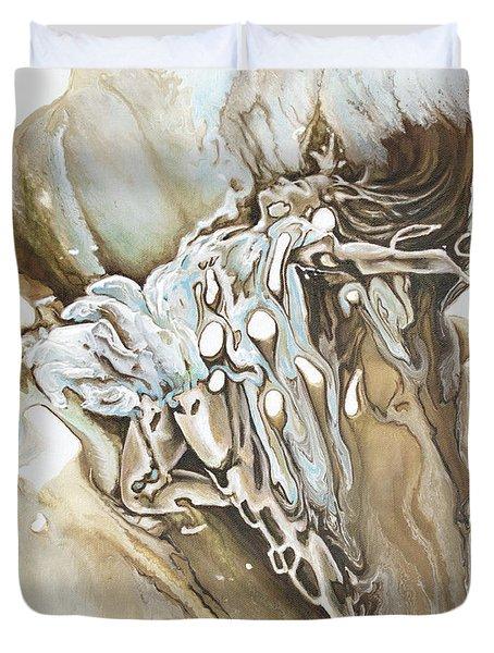 Give Duvet Cover by Karina Llergo