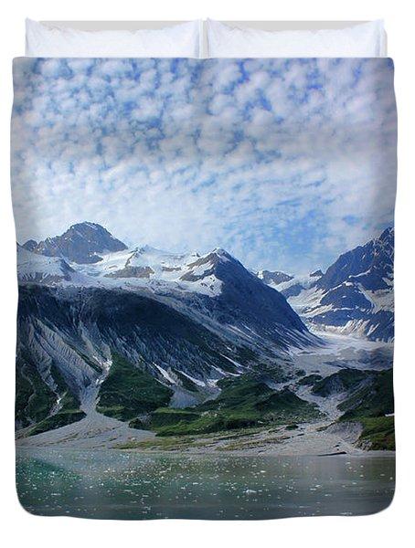 Glacier Bay Scenic Duvet Cover