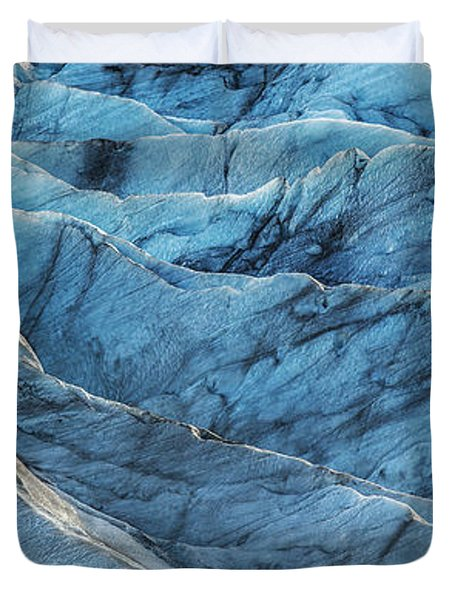 Glacier Blue Duvet Cover