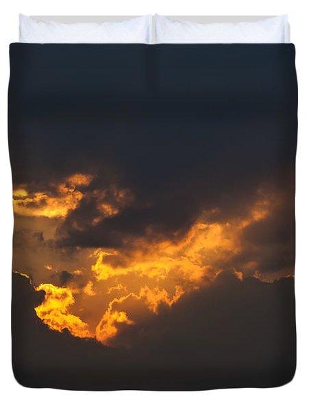 Gloaming Duvet Cover by Michal Boubin