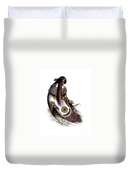 Glooscap Duvet Cover