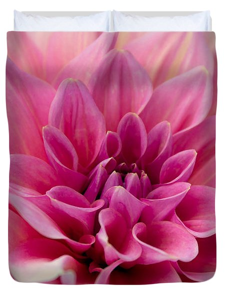 Duvet Cover featuring the photograph Glorious Day by Jean OKeeffe Macro Abundance Art