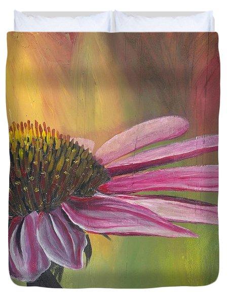 'glory In Bloom' Duvet Cover