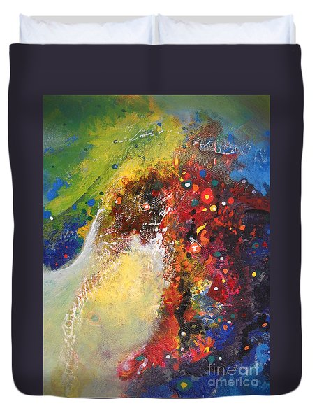 Glory Of Nature Duvet Cover