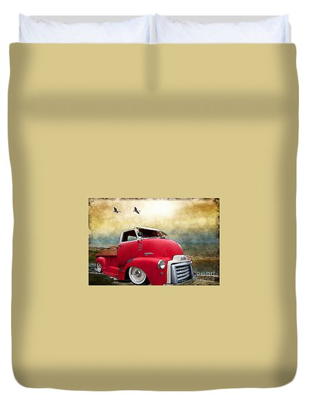 Gmc 350 Duvet Cover
