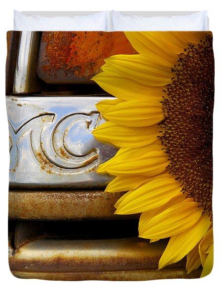 Gmc Sunflower Duvet Cover