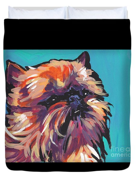 Go Griff Duvet Cover by Lea S