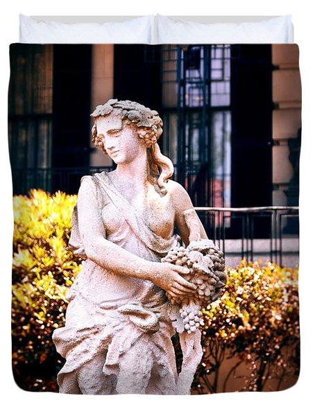 Goddess Of The South Duvet Cover