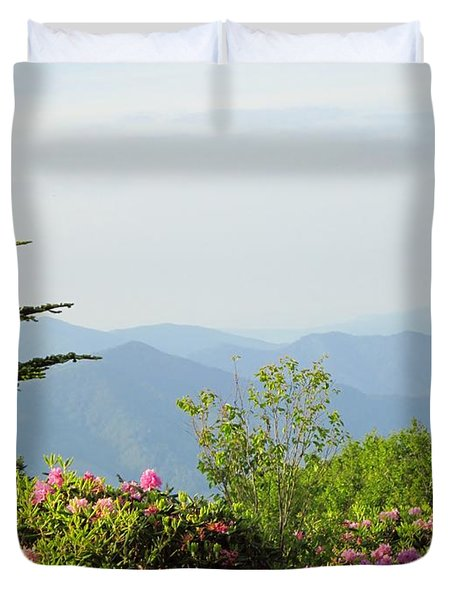 God's Wonders Duvet Cover