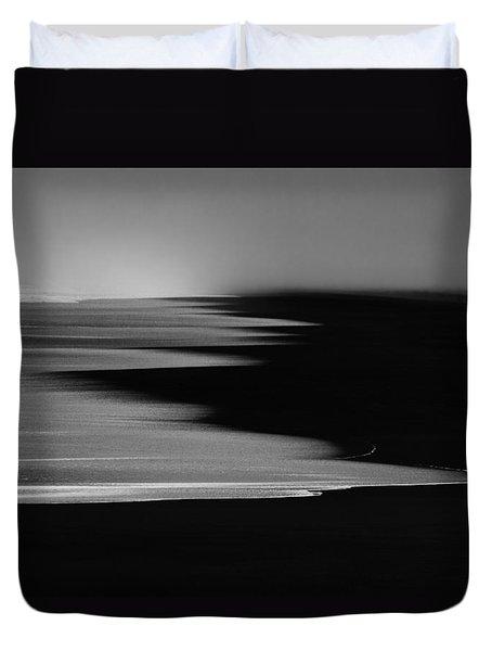 Gold Bluffs Beach 2 Duvet Cover