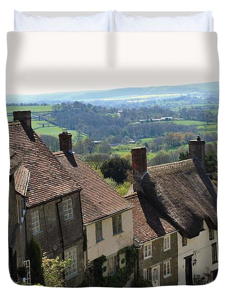 Gold Hill Shaftesbury Duvet Cover