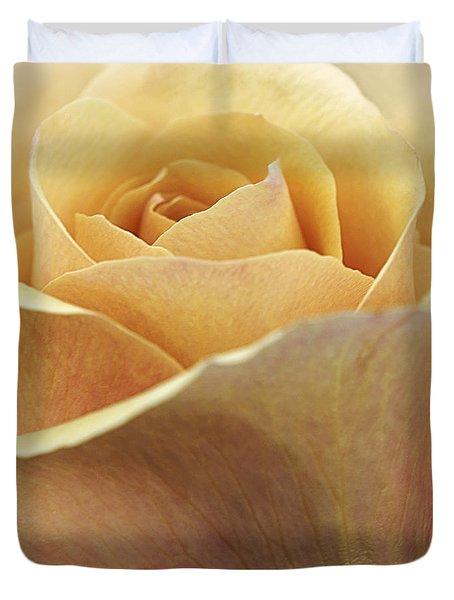 Golden Delicious Duvet Cover by Darlene Kwiatkowski