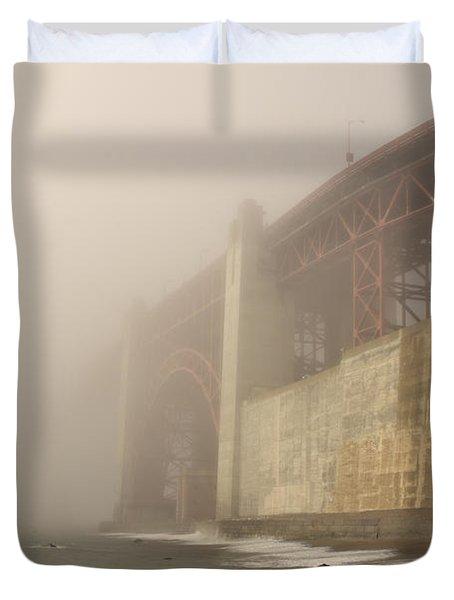 Golden Gate Superfog Duvet Cover